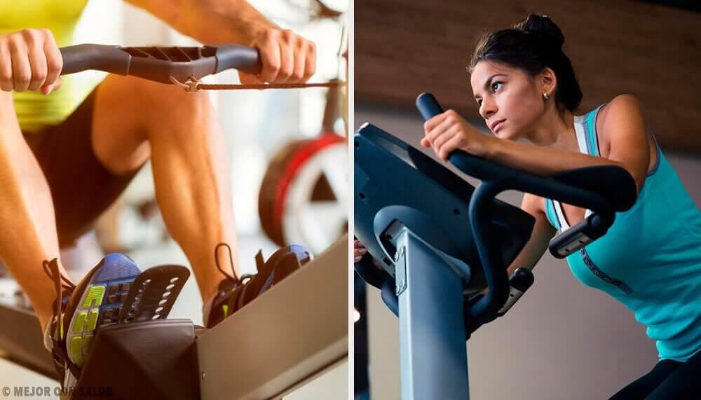 Kalori Yakmak İçin En İyi Spor Salonu Aletleri