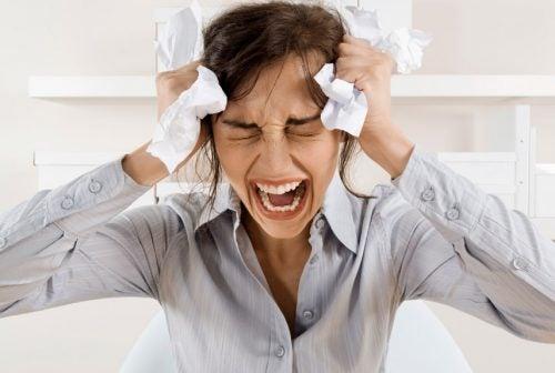 kronik stres