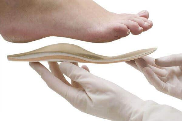 ortopedik taban astarı