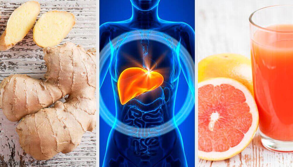 Karaciğerim Yağlı ise Ne Yemeliyim?