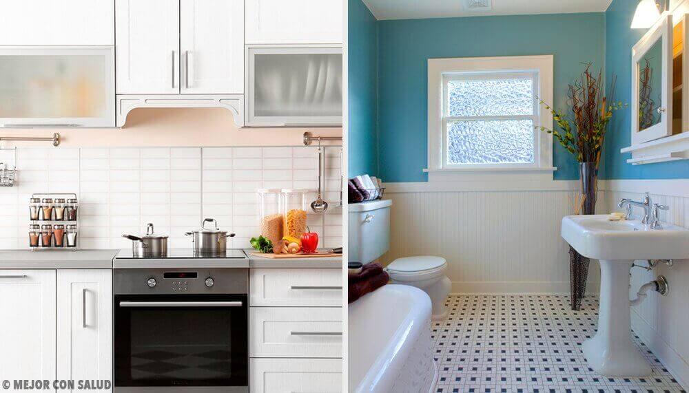 Mutfak ve Banyodaki Kokuyu Engellemek İçin İpuçları