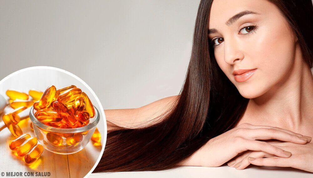 Saçların Uzaması İçin 6 Temel Vitamin