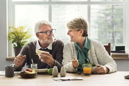 40 Yaşında Beslenme Düzeniniz Nasıl Olmalı?