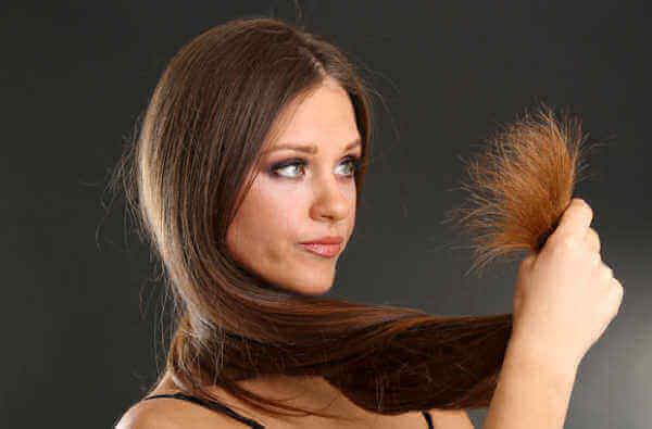 parlak ve yumuşak saçlar için çözümler