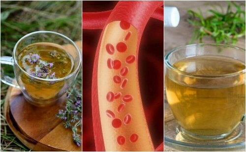 Damarları Doğal Yoldan Temizlemek İçin 5 Bitkisel Çay
