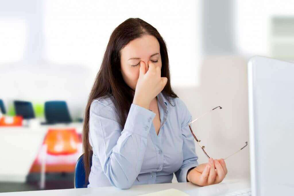 baş ağrıtan bulanık görüş
