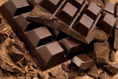 yatmadan önce çikolata yemek