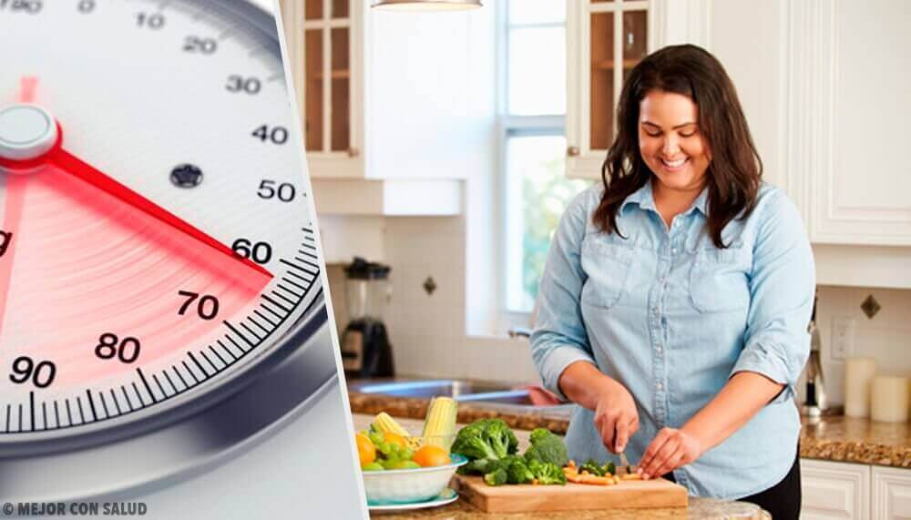 sağlıklı yiyeceklerle kilo vermeye çalışmak