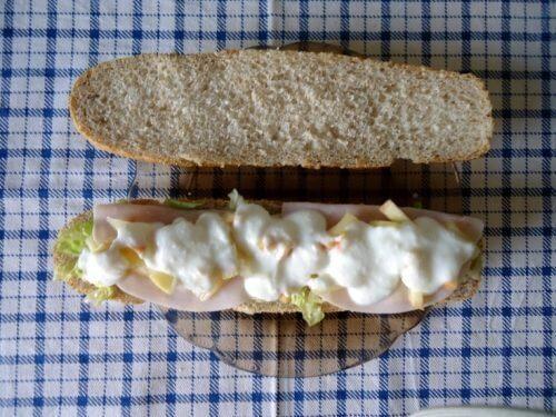 hindili sandviç