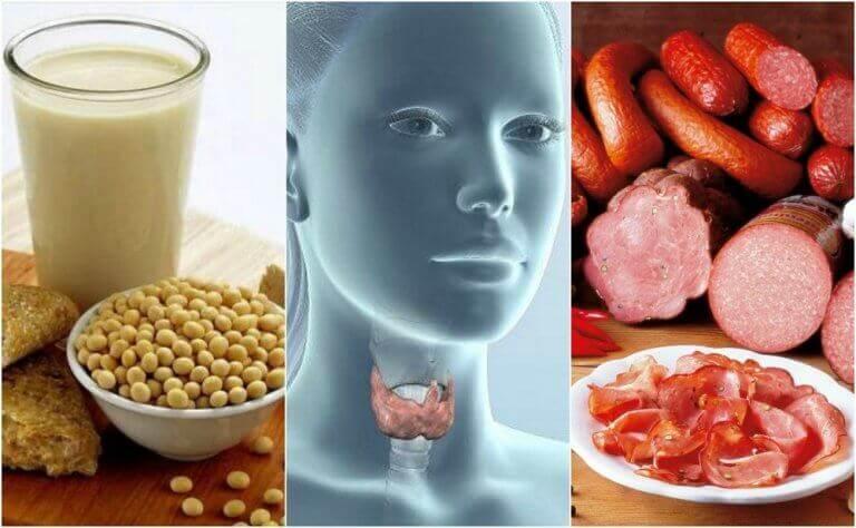 Hipotiroidizminiz Varsa Uzak Durmanız Gereken 7 Gıda