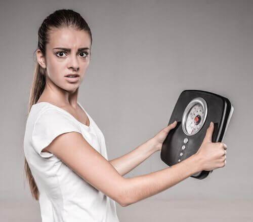 kontrolsüz kilo kaybı