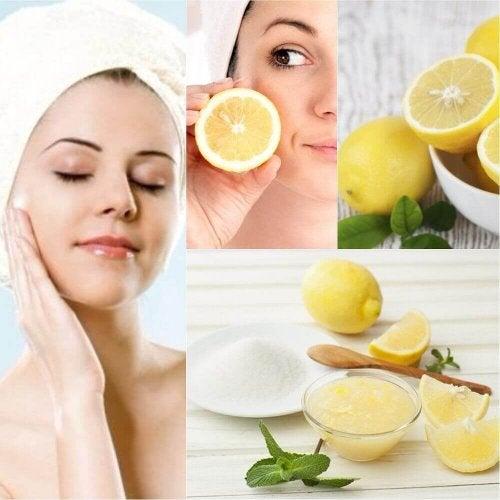 Doğal Kozmetik Olarak Limon Kullanmanın 6 Yolu
