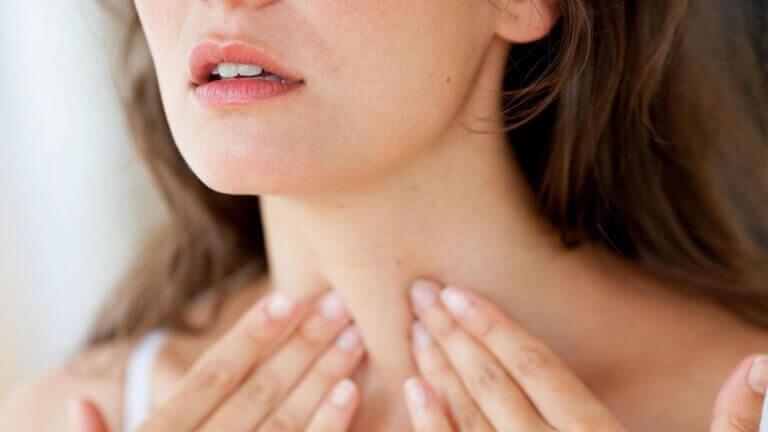 tiroid kontrolü yapmak