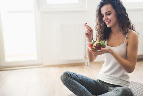 vücudunuzu şekillendirmek için diyet