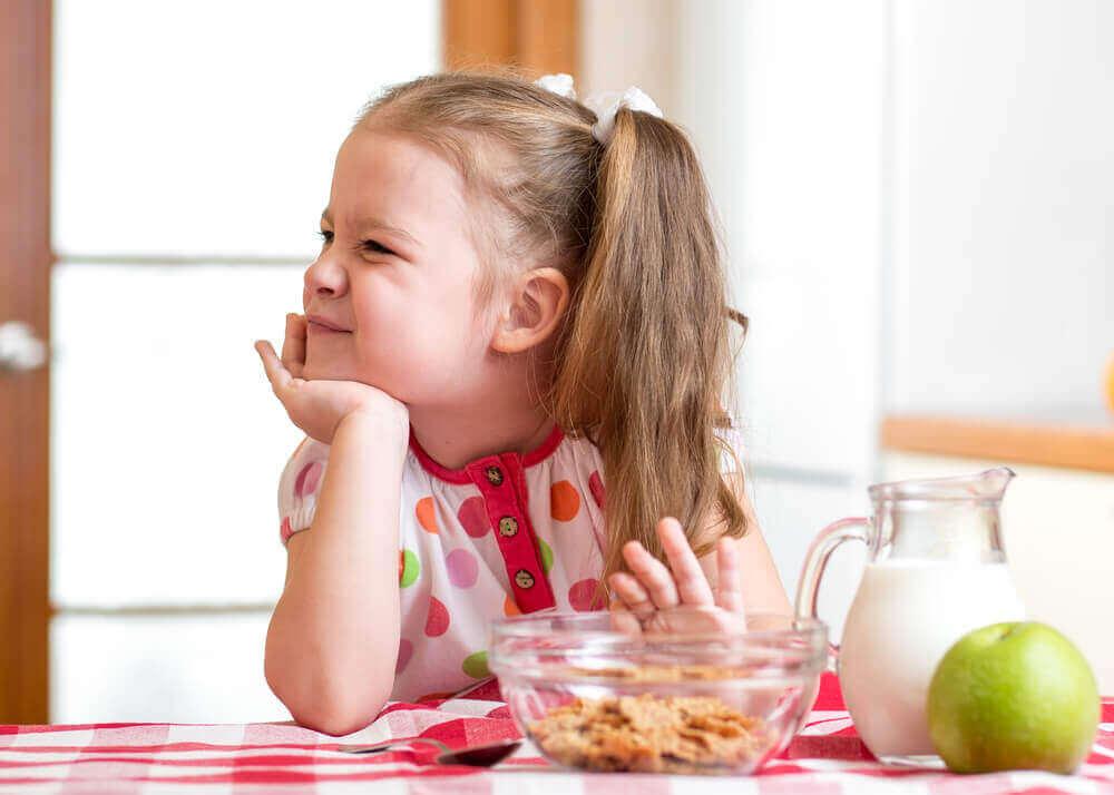 İştahsız Çocuklar İçin Doğal Yöntemler