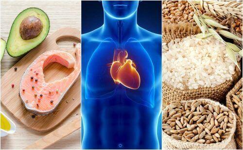 Sağlıklı Bir Kalp İçin 6 Beslenme Alışkanlığı