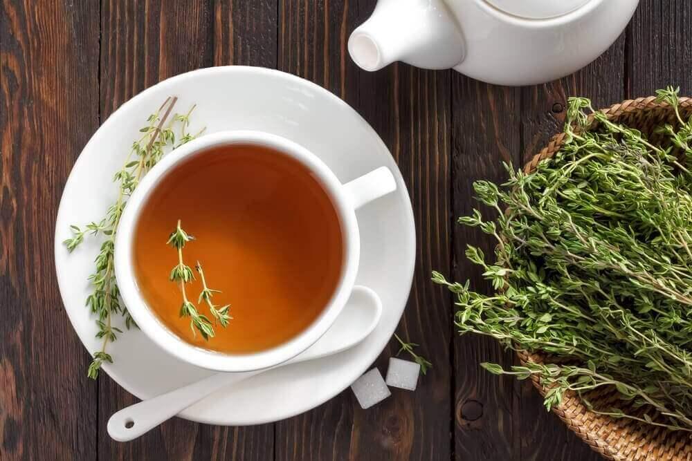 Kekik Çayı ve İnanılmaz Faydaları