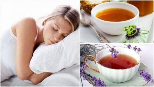 Daha İyi Uyumanıza Yardımcı Olacak 5 Çay