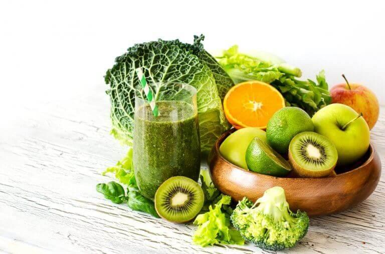 anksiyeteli insanlar için yeşil sebzeler