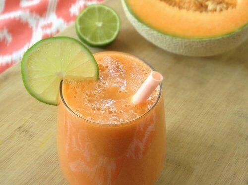misket limonlu turuncu smoothie