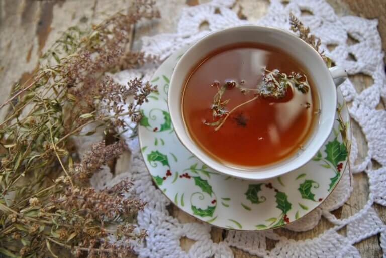 fincanda kekik çayı