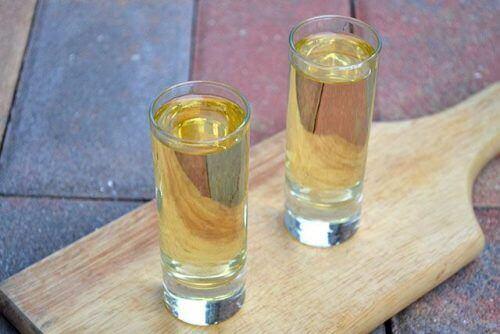 iki bardak votka