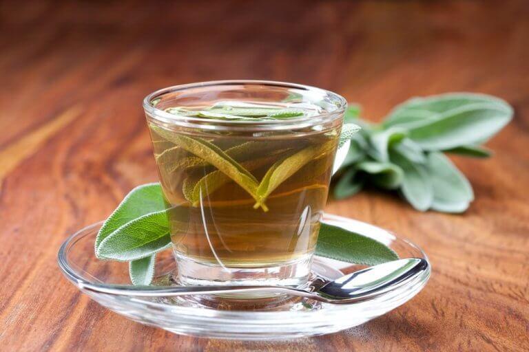 bir bardak ada çayı