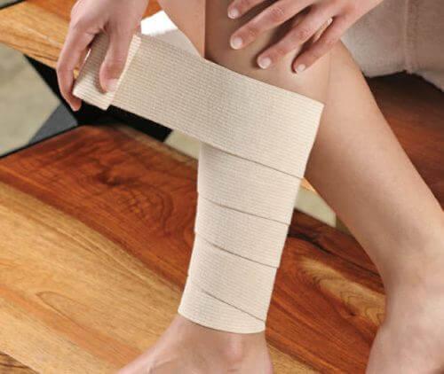 bandaj uygulaması