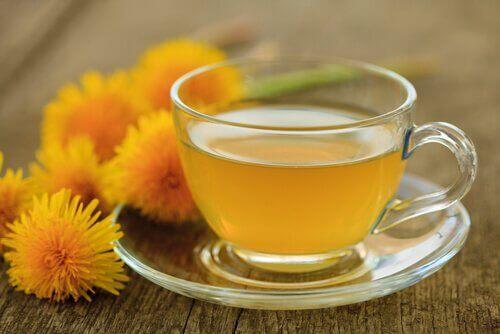 bir fincan çay