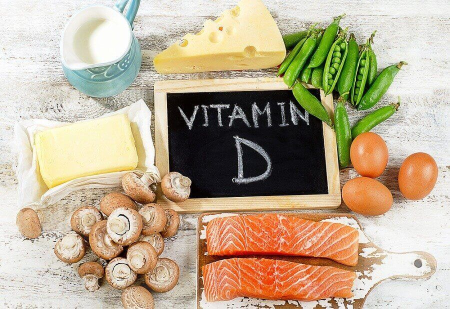 d vitamini içeren gıdalar