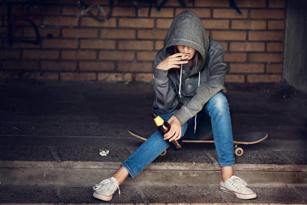 genç ve uyuşturucu kullanımı