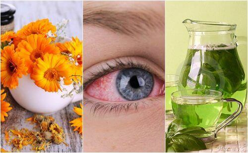 Kanlanan Göz İçin 5 Doğal Tedavi Yöntemi