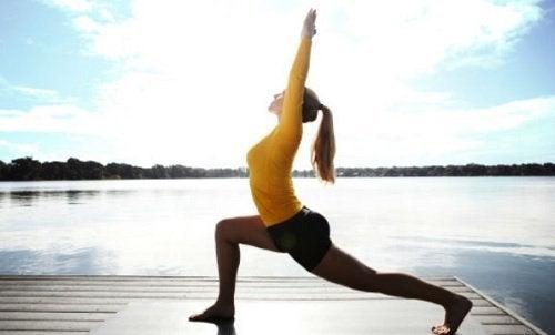 kilo vermek için yoga