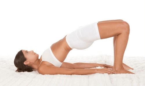 köprü yoga duruşu