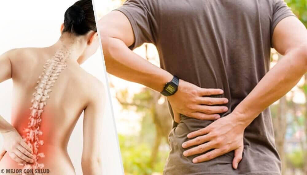 Sırt Ağrısı Yaşamanıza Sebep Olan 6 Sağlık Sorunu