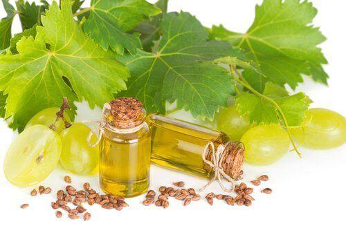 üzüm tohumu ve badem tedavisi