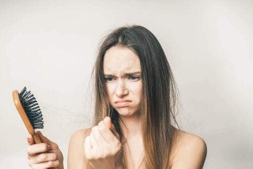 Saç Dökülmesi İçin Ev Reçeteleri