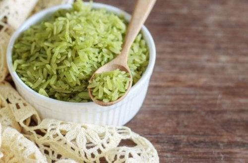 Yeşil Pirinç İle Hazırlanan Bu Lezzetli Tarifi Deneyin