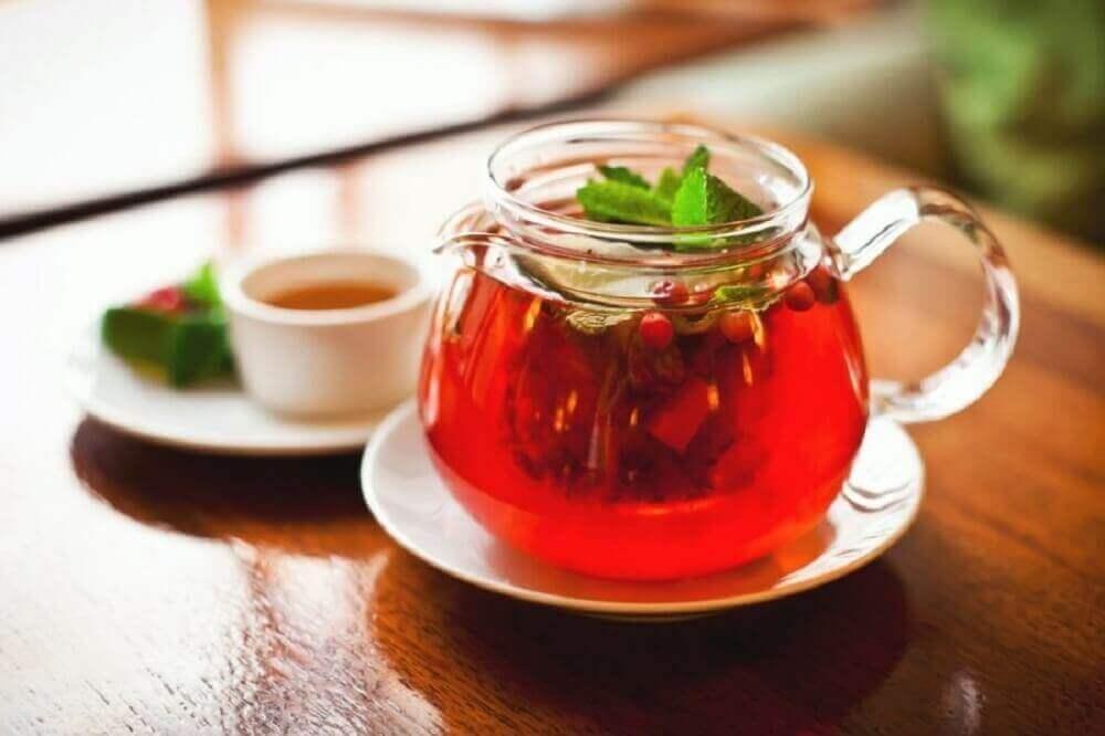 saparna bitki çayı