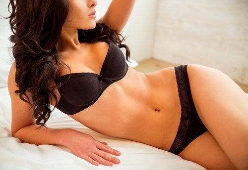 güzel vücutlu kadın