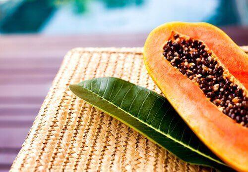 papaya çekirdeklerinin faydaları