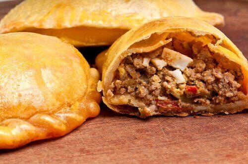 Şili empanadası