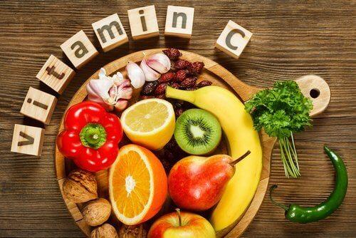 c vitamini sebzeleri