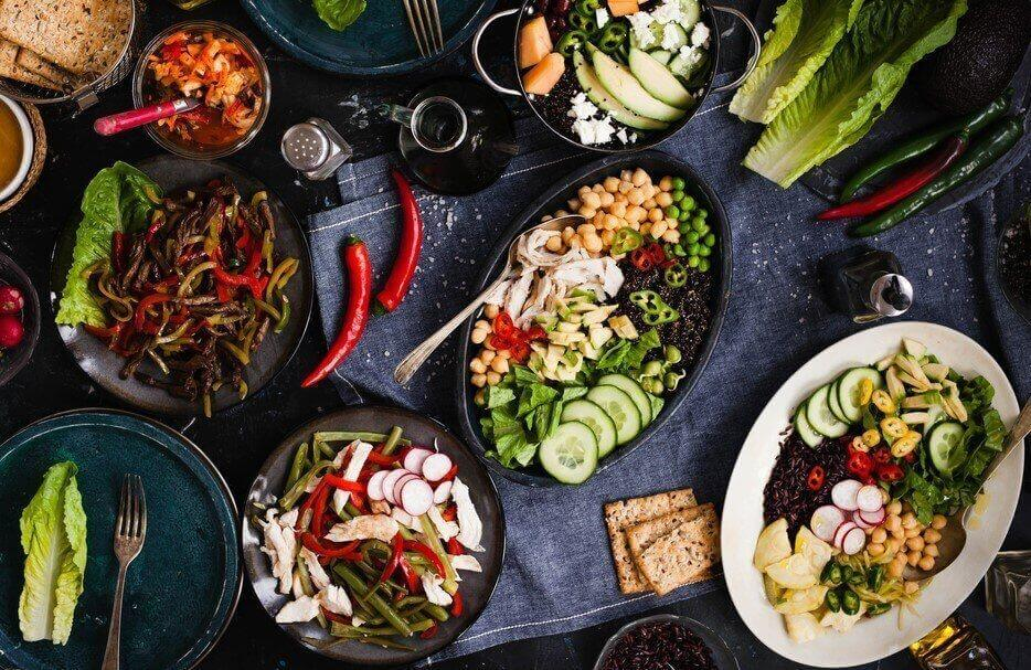 düşük yağlı diyet