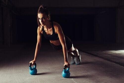 metabolizmamızı hızlandırmak için egzersiz