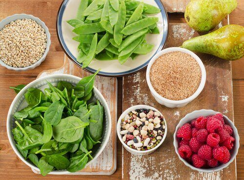fiber zengini gıdalar