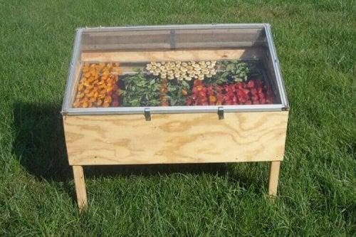 Evde Güneş Enerjili Gıda Kurutma Sistemi Yapmak