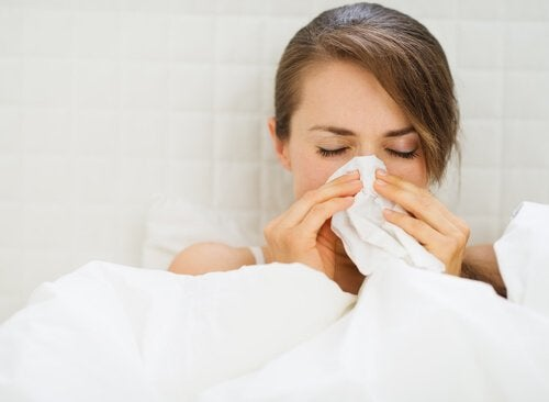 hasta kadın