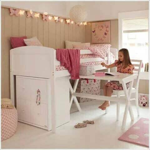 kız çocuğu odası