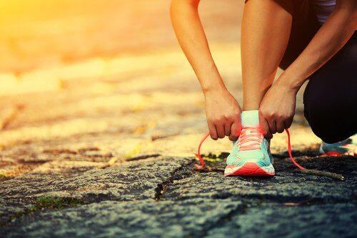 koşmadan önce ayakkabınıza dikkat edin